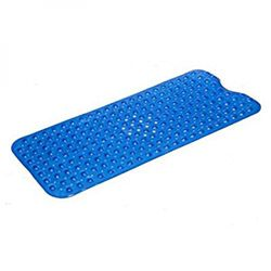 350ddefb7f9e Does your tub have a unique texture? Do mats that you purchase fail to  stick on the floor? If so, Simple Deluxe is here with a mat which sticks to  ...